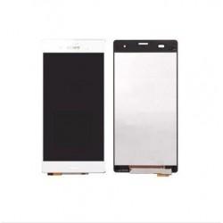 écran SONY XPERIA Z3 (D6603) BLANC / NOIR
