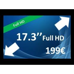 Changer votre ecran de PC portable Toshiba Qosmio X70, 70-A, 70-B