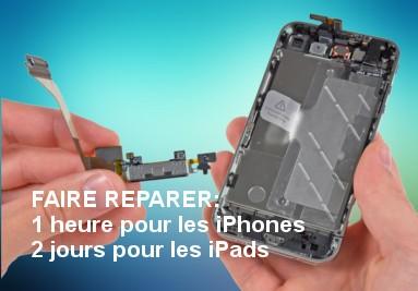 Réparation de votre PC